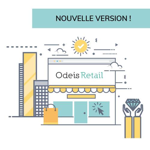 Odeis Retail : nouvelle version en vue !